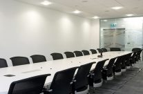 PACE Plc – Video Conference Meeting Room